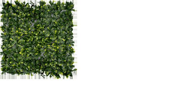 feuillage artificiel imitation laurier cerise