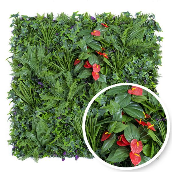 grossiste murs végétaux synthétiques pour revendeur