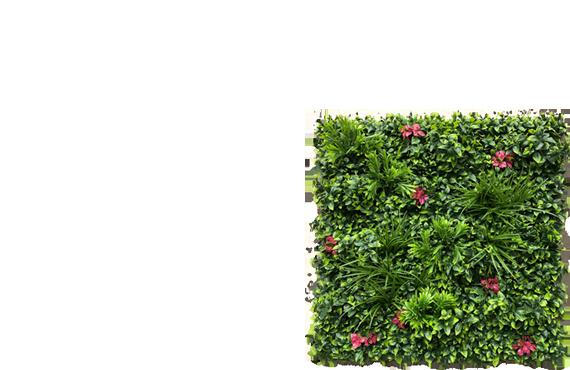 revendeur murs vegetaux artificiels